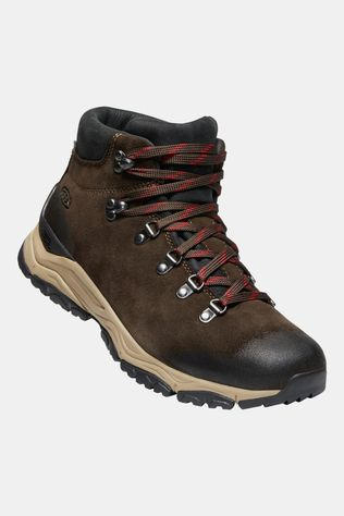 Keen Men's Feldberg APX WP Boot Ebony/Brown