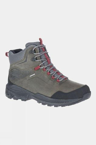 Merrell Forestbound Mid Waterproof Boot Merrell Grey