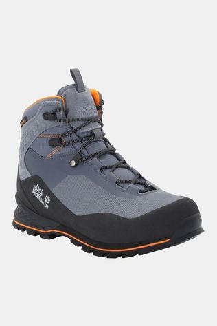 Jack Wolfskin Wilderness Lite Texapore Mid Boot Pebble Grey / Black