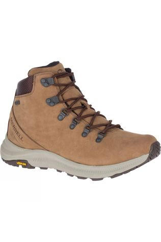 Merrell Men's Ontario Mid Wp Boot Dark Earth