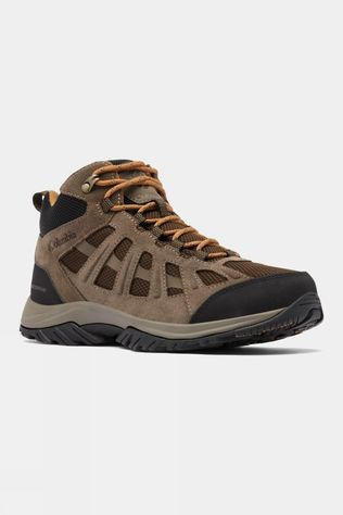 Columbia Men's Redmond III Mid Waterproof Boot Cordovan/Elk