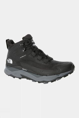The North Face Mens Vectiv Exploris Mid FutureLight TNF Black/Zinc Grey