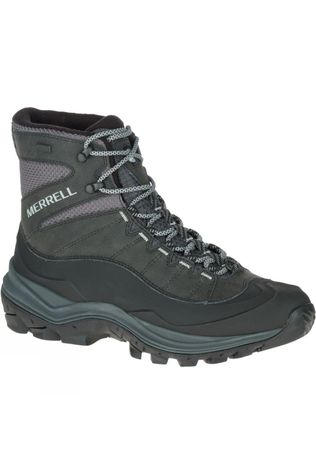 Merrell Mens Thermo Chill Mid Shell Boot Black