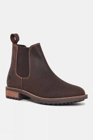Brakeburn Chelsea boot Brown