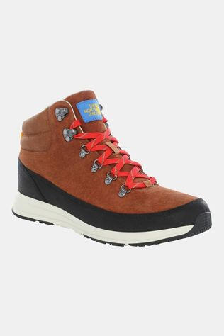 The North Face Men's Back-To-Berkeley Redux Lux Boot Caramel Cafe/Tnf Black