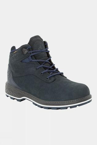 Jack Wolfskin Men's Jack Ride Texapore Mid Dark Blue / Black
