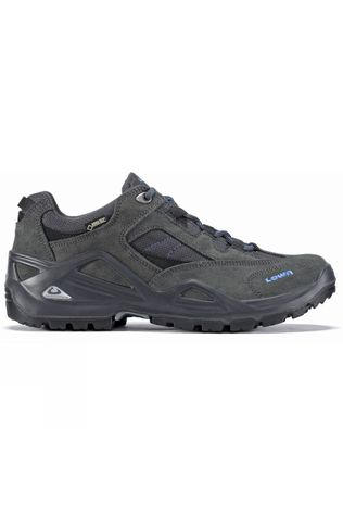 Lowa Mens Sirkos GTX Shoe Grey/Blue