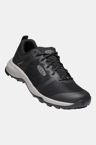 Keen Men's Explore Vent Shoe Black/Drizzle