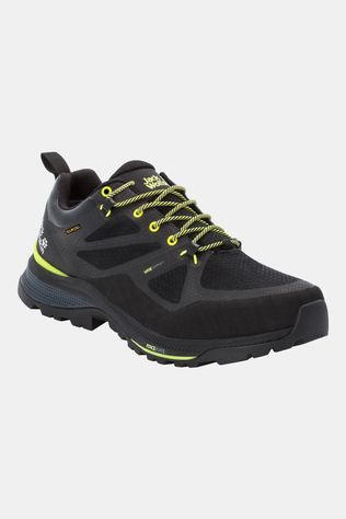 Jack Wolfskin Force Striker Texapore Low Shoe Black / Lime