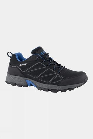 Hi-Tec Men's Ripper Low WP Shoe Black/Lake Blue