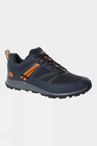 The North Face Mens Litewave Futurelight Shoes Urban Navy/TNF Black