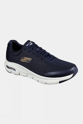 Skechers Mens Arch Fit Shoe Navy