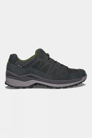 Lowa Mens Toro Evo GTX Lo Shoe Dark Grey/Green