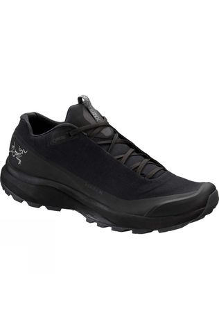 Arc'teryx Mens  Aerios FL GTX Shoes Black/Pilot