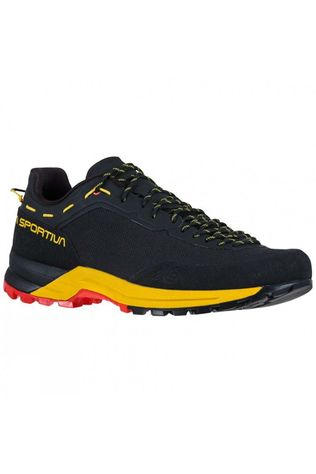 La Sportiva Men's TX Guide Shoe Black/Yellow