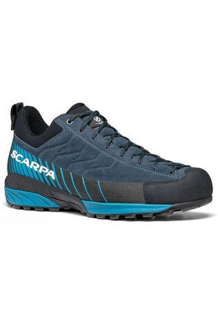Scarpa Men's Mescalito GTX Shoe Blue Cosmo/Lake Blue