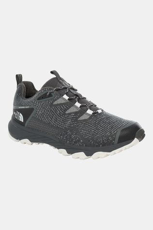 The North Face Ultra Fastpack III Futurelight Shoe (Woven) Dark Shadow Grey/Tnf White