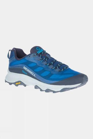 Merrell Mens Moab Speed GTX Shoe Navy