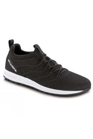 Scarpa Mens Gecko Air Shoe Black/White