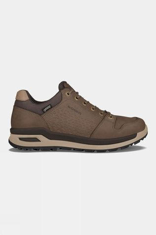 Lowa Mens  Locarno GTX Lo Shoe Brown