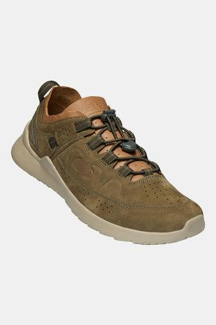 Keen Men's Highland Shoe Dark Olive/Plaza Taupe