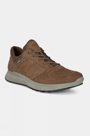 Ecco Mens Exostride GTX Shoe COCOA BROWN