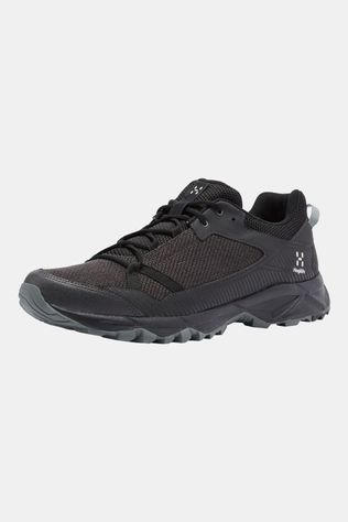 Haglofs Mens Trail Fuse Shoe Slate/true black