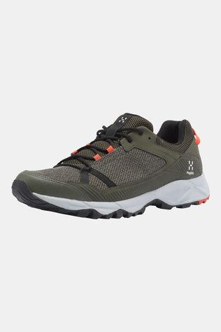 Haglofs Mens Trail Fuse Shoe Deep woods/true black