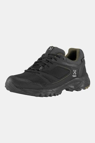 Haglofs Mens Trail Fuse GT Shoe True black/deep woods