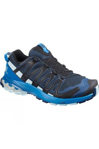 Salomon Men's XA Pro 3D V8 Shoe Sargasso Sea/Imperial Blue/Angel Falls