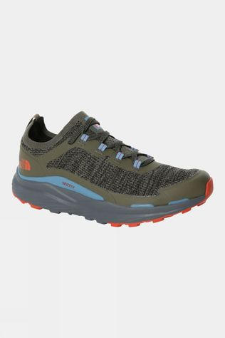 The North Face Mens Vectiv Escape Shoe New Taupe Green/Zinc Grey