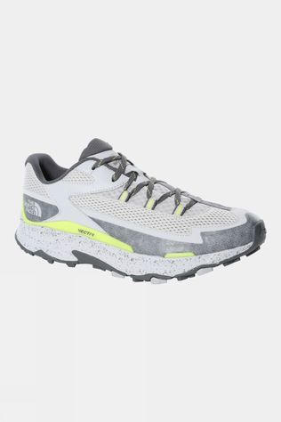 The North Face Mens Vectiv Taraval Microchip Grey/Sulphr Spring Green