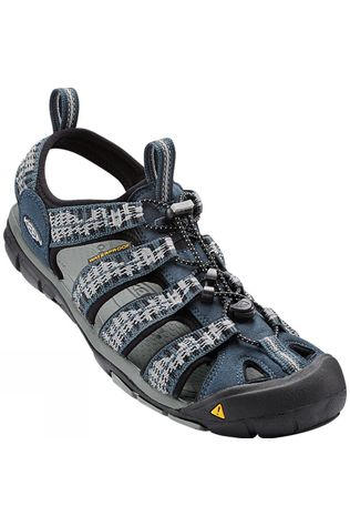 Keen Mens Clearwater CNX Sandal Midnight Navy/Vapor
