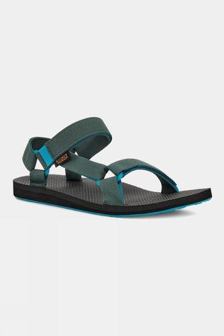 Teva Mens Original Universal Sandal Shock Green