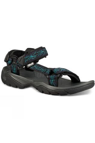 Teva Mens Terra Fi 5 Universal Sandals Madang Blue