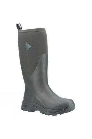 Muck Boot Mens Outpost Tall Boot Moss