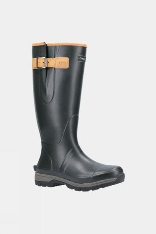 Cotswold Mens Stratus Wellington Boot Green