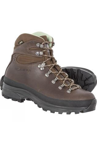 Scarpa Womens Trek GTX Boot Brown