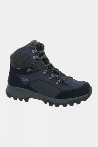 Hanwag Womens Banks GTX Boot Narrow Navy/Asphalt