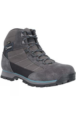 Berghaus Womens Hillwalker Trek Tech GTX Boot Dark Grey / Teal