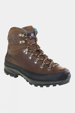 Scarpa Womens Trek High Volume GTX Boot Brown