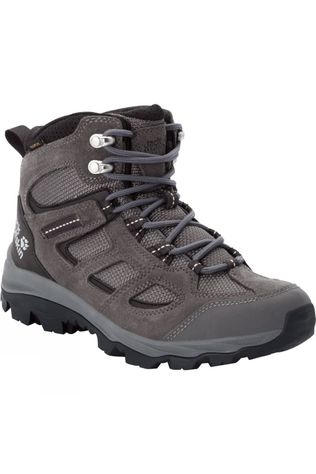 Jack Wolfskin Womens Vojo Hike 3 Mid Texapore Dark Steel/Purple