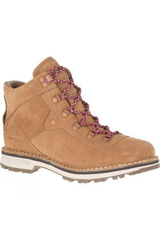 Womens Sugarbush Waterproof Suede