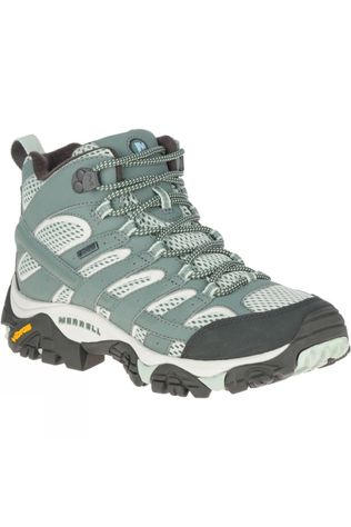 Merrell Womens Moab 2 Mid GTX Boot Laurel