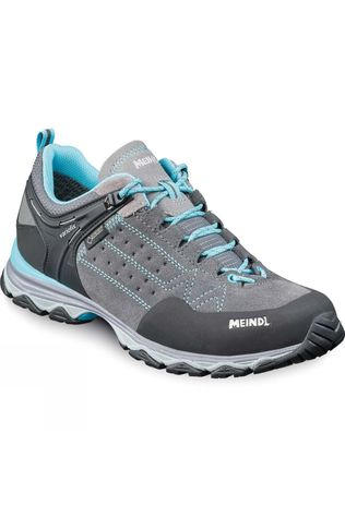 Meindl Womens Ontario Lady GTX Shoes Grey/Azure