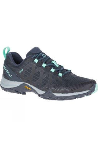 Merrell Womens Siren 3 Gore-Tex Shoes Navy/Blue