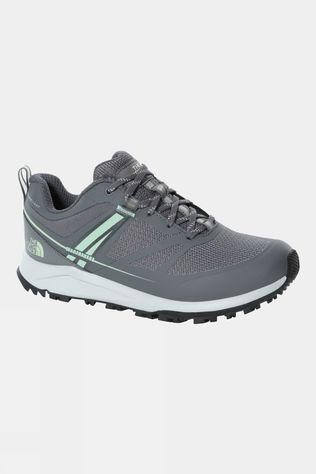 The North Face Womens Litewave Futurelight Shoe Zinc Grey/Green Mist