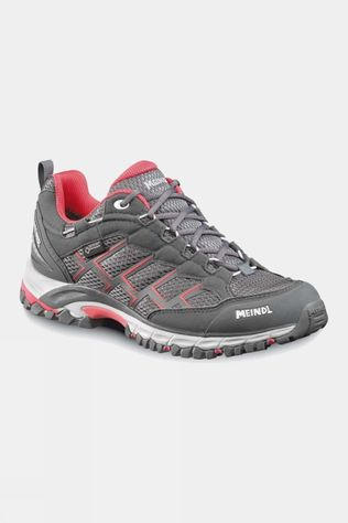 Meindl Womens Caribe GTX Walking Shoe Antracite/Rose