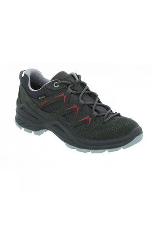 Lowa Womens Sirkos GTX Shoe Anthracite/Berry