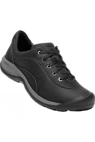 Keen Womens Presidio II Shoes Black/Steel Grey